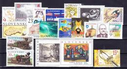 2005. Slovakia. Full Years. MNH - Slovakia
