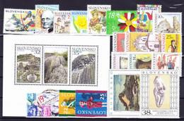 2006. Slovakia. Full Years. MNH - Slovakia
