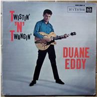 Duane Eddy: Twistin'n'Twangin: Vinyle LP 33 Tours 1962 RCA Victor 430386 - Rock