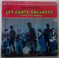 Les Chats Sauvages Dick Rivers, Oh Oui: 1962 LP 33 Tours 25 Cms Pathé Marconi ST 1160 - Rock