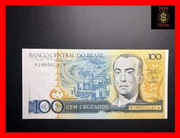 BRAZIL 100 Cruzados  1987  P. 211 B   UNC   [MM-Money] - Brasil
