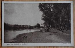 57 : La Seille à Magny - Collection La Lorraine - (n°18633) - Andere Gemeenten