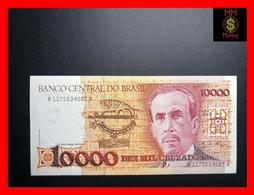 BRAZIL 10.000 10000  Cruzados 1989 P. 215  XF  [MM-Money] - Brasil