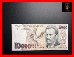 BRAZIL 10.000 10000 Cruzeiros 1993  P. 233    UNC  [MM-Money] - Brasil