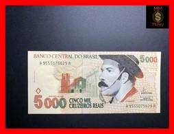 Brazil 5.000 5000 Cruzeiros 1993 P. 241 UNC   [MM-Money] - Brasil