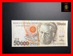 BRAZIL 50.000  5000 Cruzeiros 1991  P. 234   UNC   [MM-Money] - Brasil