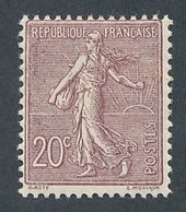 DV-24: FRANCE: Lot Avec N°131** Signé JF Brun - 1903-60 Semeuse Lignée