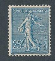 DV-25: FRANCE: Lot Avec N°132**GNO - 1903-60 Semeuse Lignée