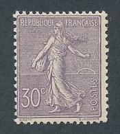 DV-26: FRANCE: Lot Avec N°133**GNO - 1903-60 Semeuse Lignée