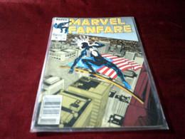 MARVEL FANFARE  N° 42 FEB 1988 - Marvel