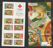 "FRANCE / 2020 / Y&T N° AA 1863/1872 ** En BC Ou BC1863 ** Ou CR2064 ** : ""Croix-Rouge"" Robert Delaunay (10 TVP LV) X 1 - Red Cross"