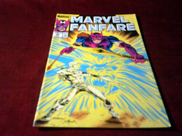 MARVEL FANFARE  N° 39 AUG  1988 - Marvel