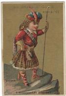 CHROMO AU GRAND ST. LOUIS 1890 IMP: L. MERTENS SCOZIA ECOSSE SCOTLAND - Ohne Zuordnung