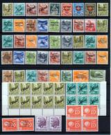 Dienstmarken/Timbres De Service: Selektion Nr 426 - MNH** - Cote 115,00 € - Oficial