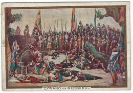 CHROMO GRAND MAGASINS DE NOUVELLES GALERIES CYRANO DE BERGERAC 1890 - Ohne Zuordnung