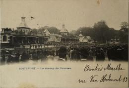 Bruxelles - Boitsfort // Le Champ De Courses (Horse Racing) (diff. Vue) 1900 - Watermael-Boitsfort - Watermaal-Bosvoorde
