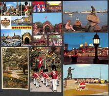 Danemark - Lot 17 Postcards (see Scans) - Dinamarca
