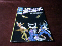 The West Coast Avengers  °  N° 5 FEB   1985 - Marvel