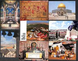 Israel - Lot 53 Postcards (see Scans..) (LOT 1) - Israel