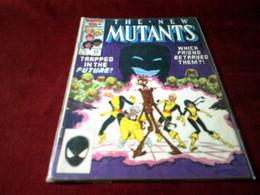 THE NEW  MUTANTS   No  49 MAR    1986 - Marvel