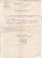 ORDRE DE SERVICE SERVICE DE SANTE DU 15 E CORPS D ARMEE 1915 - 1914-18