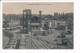 Carte De MONTCEAU LES MINES Le Port Crible N° 3 ( Recto Verso ) - Montceau Les Mines