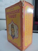 TAROT 78 LAMES       JEU DE LA PRINCESSE TAROT - Andere