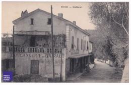 Rare Carte Postale Ancienne CPA Nice - Gairaut - Buvette De L'Autobus Boulangerie Edit. Chapelle D1-2 - Cafés, Hotels, Restaurants