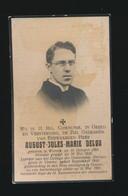 PRIESTER AUGUST DELVA  WERVIK 1895   VEURNE 1931 - Obituary Notices
