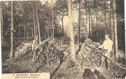 Boitsfort NA113: Bûcherons Dans La Forêt De Soignes 1918 - Watermael-Boitsfort - Watermaal-Bosvoorde