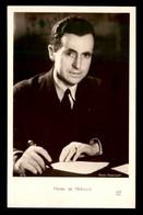 ECRIVAINS - HENRI DE KERILLIS (1889-1958)  JOURNALISTE ET HOMME POLITIQUE FRANCAIS - Escritores