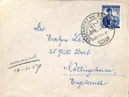 [907477]B/TB//-Autriche 1956 - STILLE NACHT, Personnalités - 1945-.... 2. Republik