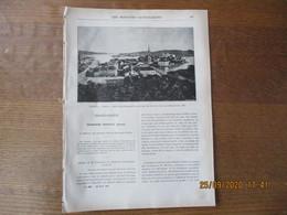 LES MISSIONS CATHOLIQUES DU 23 AOUT 1895COCHINCHINE ORIENTALE (ANNAM),TOURNEE PASTORALE EN NORVEGE,L'EGLISE COPTE,DE WH - Riviste - Ante 1900