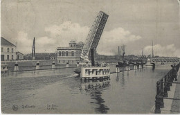 Zelzate.  -    De Brug   -   1913   Naar   Quaregnon - Zelzate