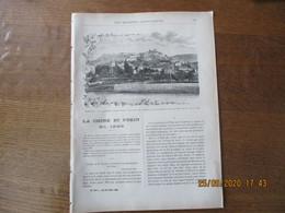 LES MISSIONS CATHOLIQUES DU 25 OCTOBRE 1895 LA CHINE ET PEKIN EN 1895,TOURNEE PASTORALE EN NORVEGE,DANS LE HAUT-OUBANGHI - Riviste - Ante 1900