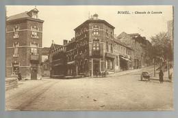 ***  BOMEL  ***   -  Chaussée De Louvain - Namur