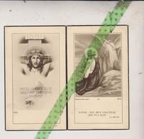 Irma Bourlez-Norga, Etikhove 1875, Nukerke 1955 - Obituary Notices