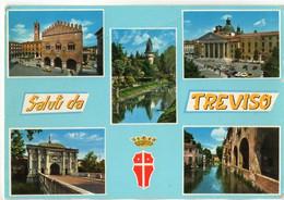Saluti Da TREVISO - Vedute - Treviso