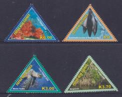 Papua New Guinea 2009 Coral Triangle Stamps MNH - Papua-Neuguinea