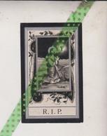 Barbara Declercq-Strubbe, Gits 1826, 1915 - Obituary Notices