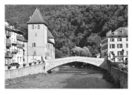 MOUTIERS - Vue Du Vieux-Pont - Moutiers