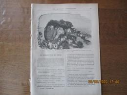 LES MISSIONS CATHOLIQUES DU 11 OCTOBRE 1895 LA PERSECUTION EN CHINE,MADAGASCAR OFFICIER HOVA,NORVEGE,HAUT-OUBANGHI - Riviste - Ante 1900