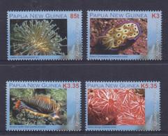 Papua New Guinea 2009 Marine Biodiversity Stamps MNH - Papua-Neuguinea