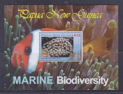Papua New Guinea 2009 Marine Biodiversity S/S MNH - Papua-Neuguinea
