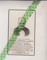 Theresia Josephina Laureys-Vereecken, Sint-Niklaas 1858, 1942 - Obituary Notices