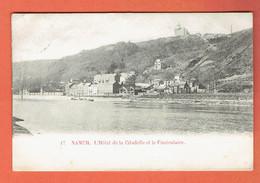 217 P - Namur - N°17 Hôtel De La Citadelle Et Le Funiculaire 1902 - Circulée Vers Denderleeuw Lez Alost - Aalst - Namur