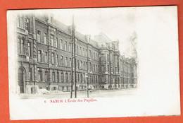 217 P - Namur - N°6 Ecole Des Pupilles 1902 - Circulée Vers Denderleeuw Lez Alost - Aalst - Namur