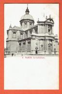 217 P - Namur - N°2 La Cathédrale St-Aubain (1750) En 1902 - Circulée Vers Denderleeuw Lez Alost - Aalst - Namur