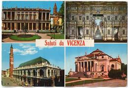 Saluti Da VICENZA - Vedute - Vicenza