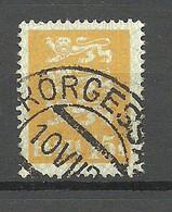 ESTLAND Estonia 1932 O KÕRGESSAARE Insel Dagö Michel 81 - Estland